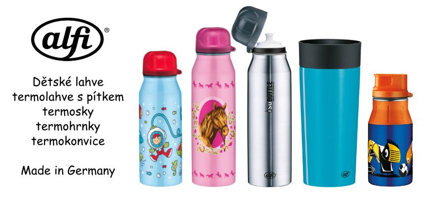 Termosky a lahve pro děti Alfi  e60786bce28